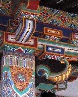 香取神宮の柱