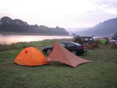 那珂川キャンプ