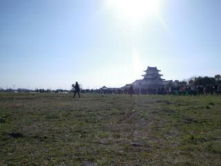 関宿城・関宿にこにこ水辺公園多目的広場
