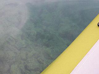 カヌーでおでかけ2・溶岩地帯