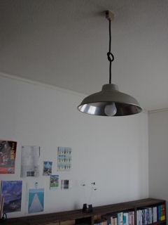 寝室ライト