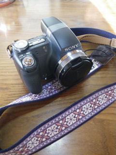 SONYカメラCyber-shot DSC-H5