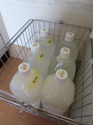 米のとぎ汁乳酸菌