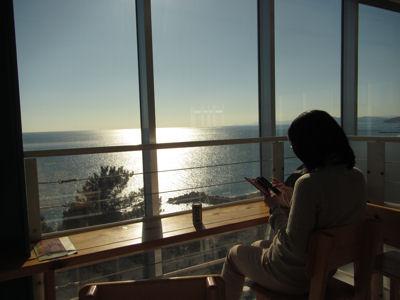 談話室・海窓