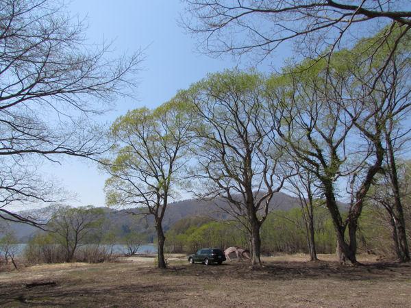 早稲沢浜キャンプ場