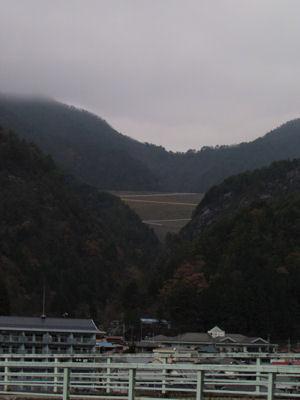 足尾銅山・鉱滓ダム