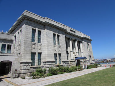 旧第四銀行住吉町支店建物