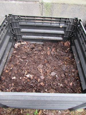 落ち葉・堆肥