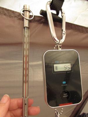 一酸化炭素計測