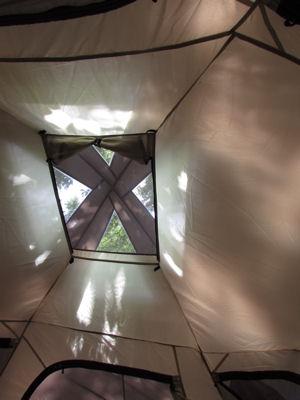 ドックドームの天窓