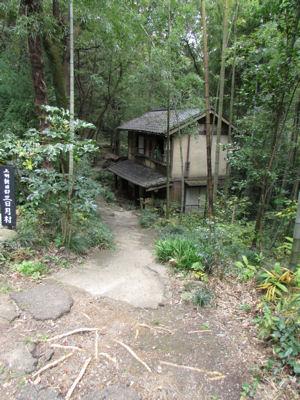 三日月村の旅籠